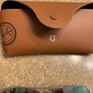 Ray-Ban Accessories - Authentic polarized ray bans aviators